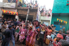 20180227_ZA_Lathmar at Barsana_5 (Zabeeh_India) Tags: holi india lathmaar lathmar mathura uttarpradesh vrindavan zabeehafaque barsana nandgaon brajkiholi festivalsofindia holi2018 mathuraholi vrindavanholi indianfestival colorsofindia festivalofcolors