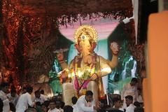 Lalbagh Chya Raja First Day 2018 (firoze shakir photographerno1) Tags: lalbagh ganeshapandals lalbaghchyaraja2018 firstday ganeshchaturthi ganesha hinduism
