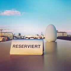 ROOFTOP (VINCENT MOYASHI) Tags: austria vienna bar rooftop urban city europe egg cloud evening summer moment mood sky reservation