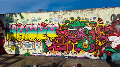 Graffiti at the Mauerpark (nick.upton19@btinternet.com) Tags: