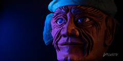 2018 Buskers in the Burg, Workshop (Dennis Valente) Tags: lightpainting buskersintheburg workshop 5dsr washington art mask puppet pnw 2018 usa coloredgels ellensburg papermache puppetry giantpuppet