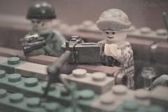 Battle of Edson's Ridge (Filler) (oberleutnant kräbs) Tags: ww2 pacific japanese japan usmc marines moc lego raiders brickarms minifigco tmc