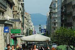 Vigo (hans pohl) Tags: espagne galice vigo villes cities rues streets bâtiments buildings personnes people