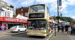 Scarborough (Andrew Stopford) Tags: x594egk volvo b7tl plaxton president eyms goaheadgroup scarborough londoncentral
