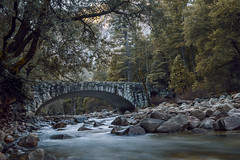 Pohono bridge yosemite (Vic Fine Art Photography) Tags: pohono bridge yosemite nature nationalpark natural explore evening river rural reflection travel trees yellow wild outdoor park photooftheday amazing sky scenery dawn dx1 forest flowers falls glorious heaven halfdome july lake landscape