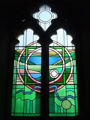 St. Mary's Church, Frensham, Surrey (Living in Dorset) Tags: stainedglasswindow churchwindow church window stmaryschurch frensham surrey england uk gb