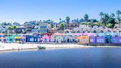 Colorful Capitola (Reiner Mim) Tags: capitola california norcal beach capitolabeach capitolavenetian venetian capitolavillage
