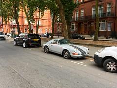 1972 air cooled Porsche 911 2.7Litre Boxer 6 cylinders (mangopulp2008) Tags: 1972 air cooled porsche 911 27litre boxer 6 cylinders
