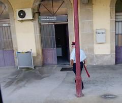 Estación de Tui (Septem Trionis) Tags: tui galicia galiza renfe adif eurocidade tuivalença do minho