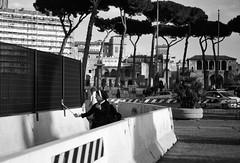 """Roma, Leica M7, Ilford FP4 PLUS 125, Summicron v.IV 50mm """"70 Jahre"""" (mappett) Tags: roma leica m7 ilford fp4 plus 125 summicron viv 50mm 70jahre"""
