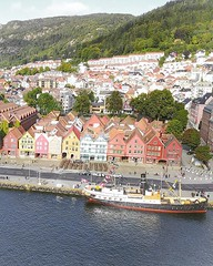 "(#droneview) #Bergen is a city on #Norway's southwestern coast. It's surrounded by mountains and #fjords, including #Sognefjord, the country's longest and deepest. #Bryggen features colorful wooden houses on the old wharf, once a center of the Hanseatic L (""guerrilla"" strategy) Tags: ifttt instagram droneview bergen is city norway's southwestern coast its surrounded by mountains fjords including sognefjord country's longest deepest bryggen features colorful wooden houses old wharf once center hanseatic leagues trading empire the fløibanen funicular goes up fløyen mountain for panoramic views hiking trails edvard grieg house where renowned composer lived worldcommuter travel photography dji mavicpro drone drones dronestagram dronephotography aerialview aerialphotography harbor"