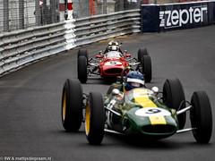 2018 Monaco GP Historique: Ferrari 1512 & Lotus 25 (8w6thgear) Tags: 2018 monaco grandprix historique monacogphistorique lotus climax 25 ferrari 1512 formula1 f1 tabac