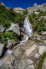 Cascade sous Melo / Waterfall under Melo (dbrothier) Tags: corte corse france fr restonica melo melu corsica canon canon6d eos6d kalliste flickrcorsicaflickrcorse cascade waterfall lr