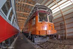 IMG_0010 A (mhellekjaer) Tags: 815 illinois union illinoisrailwaymuseum irm nictd southshoreline southshorerailroad css interurban linecar railroadmuseum