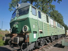SP47-001 in full power (roomman) Tags: old history historic diesel engine class baureihe sp 47 001 sp47 sp47001 green colour livery rare