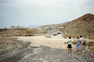 Flash Flood in Oman, 1990