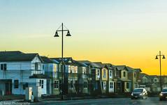 Golden Sky (Balaji Photography - 5 ,400,000+ views -) Tags: california californila ranchocardova sacramento sky houses buildings smud apartments housing township community infrastructure roads lights facilities