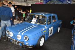 Renault 8 Gordini - 1970 (pserigstad) Tags: stavanger rogaland norge norway nikon nikond5300 d5300 tamron16300 tamron motorama2018
