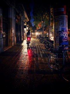 Barcelona, ciudad de la luz