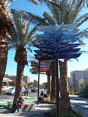 (sftrajan) Tags: gearyboulevard masonicavenue sanfrancisco palmtrees trafficisland california 2018
