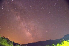 Milky way timelapse. 🌍Earth isn't flat (gerardtartalo) Tags: timelapse milkyway milkywaygalaxy vialactea sky nightsky longexposure