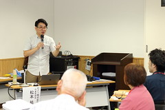 IMG_7410 (Tumulucc) Tags: 佐賀市市民活動プラザ design flier seminar 佐賀