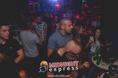 Midnight express (24.08.2018)
