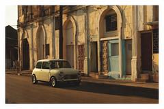 Cuba, 1965. (at1503) Tags: cuba carribbean sunset goldenlight evening eveninglight mini cooper minicoopers minicooper originalmini 1960s 1960scar smallcar british iconiccar icon urban city sunlight britishcar 1965 gtsport granturismo granturismosport motorsport racing game gaming ps4 warmtones realistic