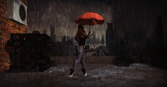 Rainy Day View (BooBoo Lovenkraft) Tags: vaf gaeg witchcraft 7deadlys{k}ins 7ds candykittenck catwa designercircle ikon imageessential letistattoo lumipro slink witchocraft suicidedollzevent