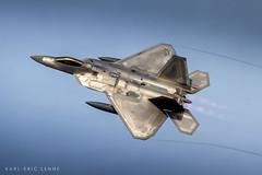 05-4101 - USAF F-22A Raptor   SPM (Karl-Eric Lenne) Tags: 054101 f22 raptor tyndall afb lockheed usaf us air force spangdahlem afterburner fighter runway avgeek aviation plane armée