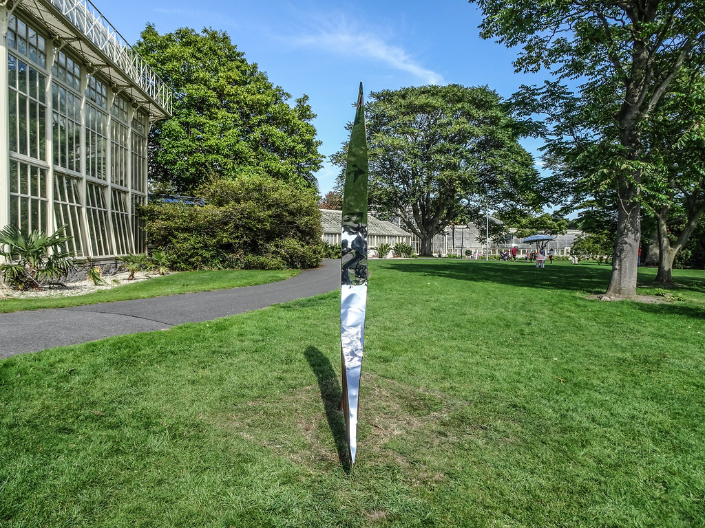 2018 SCULPTURE IN CONTEXT EXHIBITION BEGINS NEXT THURSDAY  AT THE BOTANIC GARDENS[I MANAGED TO GET A SNEAK PREVIEW TODAY]-143678