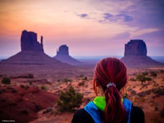 Monument Valley. Arizona.