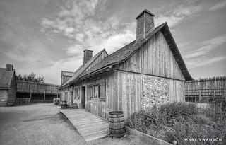 Michilamackinac Northwest Rowhouse