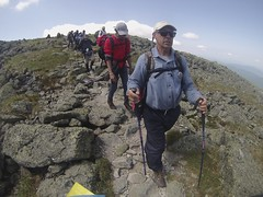 2015_RTR_Presidential Traverse Wilderness Retreat 9 (TAPSOrg) Tags: taps tragedyassistanceprogramforsurvivors tapsretreat retreat mensretreat wilderness presidentialtraverse newhampshire 2015 military outdoor horizontal group males hiking candid landscape mountains