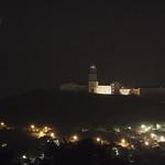 Moonrise at Abbey of Pannonhalma thumbnail