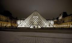 _0001251 (steveconnors21) Tags: paris lourve france nightphotography landmark urban city europe