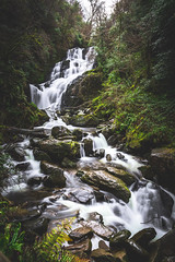 Torc Waterfall (Rene Wieland) Tags: waterfall torc ireland irland longexposure nature hiking stunning outdoors wasserfall