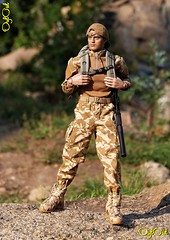 №570. The Right Colour of Camo (OylOul) Tags: oyloul 2018 q3 sep 16 action figure damtoys