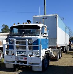 Volvo G88 (quarterdeck888) Tags: trucks photos truckphotos australiantrucks outbacktrucks workingtrucks primemover class8 overtheroad interstate frosty quarterdeck jerilderietrucks jerilderietruckphotos flickr bdoubles lorry bigrig highwaytrucks interstatetrucks nikon truck claredontruckshow clariontruckshow2018 truckshow australiantruckshows kenworthclassic oldtrucks oldaustraliantrucks australiantransporthistory volvo g88 g89