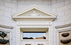 Martin Gallery art gallery on Broad Street in Charleston South Carolina (CarmenSisson) Tags: charleston southcarolina south southeasternus door usa unitedstates us america lowcountry travel architecture facade welcome vertical martingallery artgallery museum artmuseum building structure broadstreet historic culture