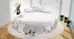 Sleeping... (Sannita_Cortes) Tags: bedroom building swank tmcreation decorating decoration furniture furnituredecor home houseshomes secondlife sl virtualworld virtualdecoration virtualfurniture
