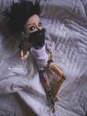 Capítulo 162 (Mundo Ara) Tags: tattoo doll groove custom taeyang william john