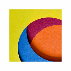 Colourplan Curve (benjaminjohnson1983) Tags: 2018 abstract adriatic blue card circles colourplan contrast curves diecut dynamic factoryyellow flickr gfsmith macro macro2018 macromondays mandarin multicolor orange paper sampler scarlet square texture yellow