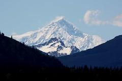 Mt. Fairweather (Jane Inman Stormer) Tags: mountain alaska blue june peak glacierbaynationalpark