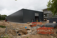 19/08/18 (Dave.Kirwin) Tags: car eastleigh ford hampshire hendy leighroad villeneuvestgeorgesway building constructionwork development