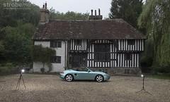 Porsche Portrait (strobeme) Tags: porsche boxster filchingmanor sussex strobist