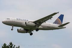 N854UA A319 United (JaffaPix +4 million views-thanks...) Tags: a319 319 airbus united ua ual dca kdca aeroplane airline jaffapix davejefferys aircraft airplane aviation washington airliner flying inflight washingtonnationalairport n854ua