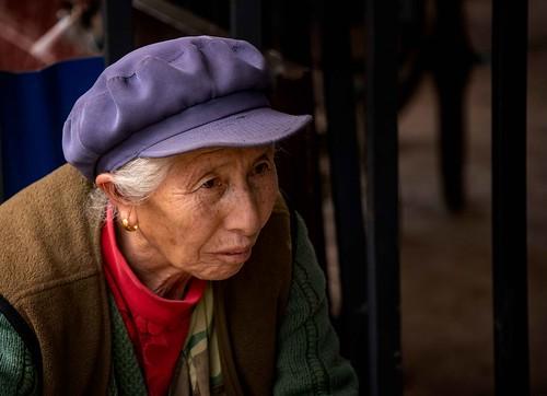 Street Candid, Yunnan