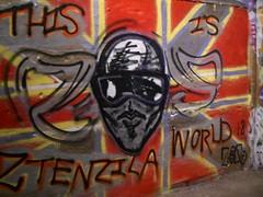 THIS IS ZTENZILA WORLD GRAFFITI 19/08/18 (ZTENZILA) Tags: ztenzila zoz graffiti streetart leakestreet leakestreettunnel waterloo waterlootunnel 2018 thisisztenzilaworld freehandgraffiti