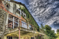 Abandoned Tewksbury Mental Hospital (Pearce Levrais Photography) Tags: plant canon hdr picoftheday photooftheday explore massachussetts tewksbury abandoned broken